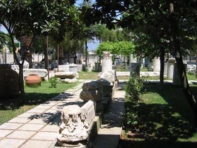 Milas Museum Garden