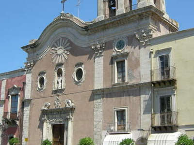 Milazzo  2 C Chiesa Del Carmine  0 1