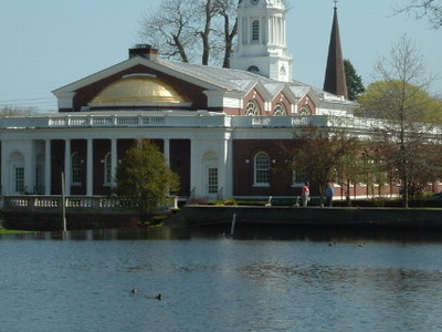 Milford City Hall 110 River Street Sits Along The Wepawaug Rive