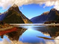 Milford Sound - Fiordland NZ