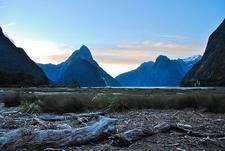 Milford Sound - Mitre Peak - Southland NZ