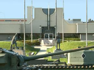 Los Museos de interés militar