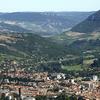 General View Of Millau