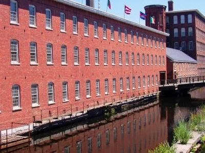 Mill Building - Massachusetts