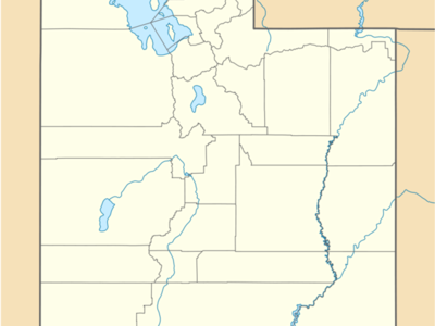 Millcreek Utah Is Located In Utah