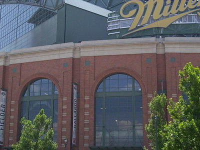 Miller Park From Outside
