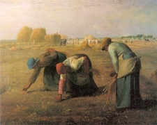 Millet Gleaners