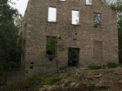 Mill  Ruins Elora