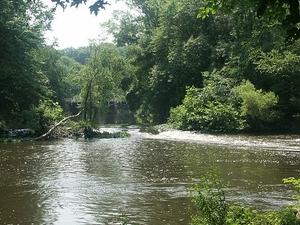Millstone río