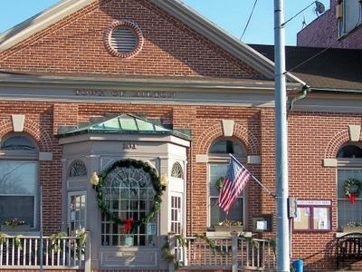 Milton  Delaware  Town  Hall
