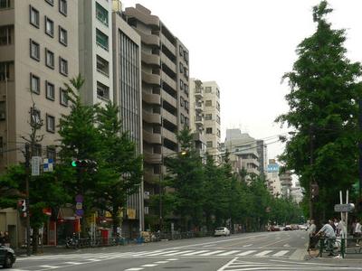 Minami-Asagaya Station Area