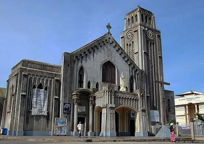 Mindanao -  Cagayan De Oro Church