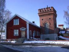 Sala Silver Mine, Main Office