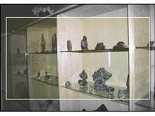 Minerals And Rock Crystal In Museum-Finkenberg Austria