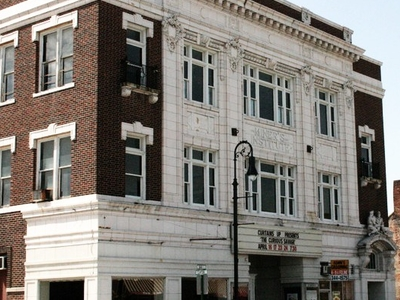 Miners Theater Downtown Collinsville