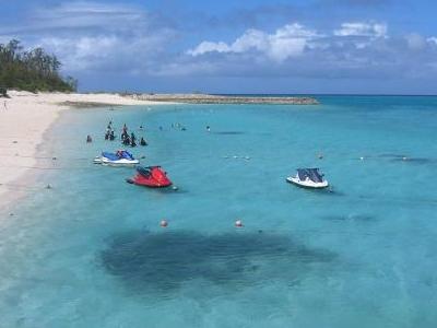 Minnajima Beach Okinawa