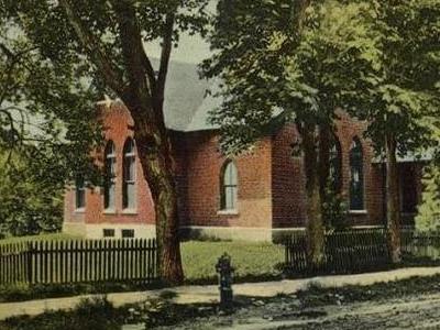 Minot Sleeper Library C. 1910