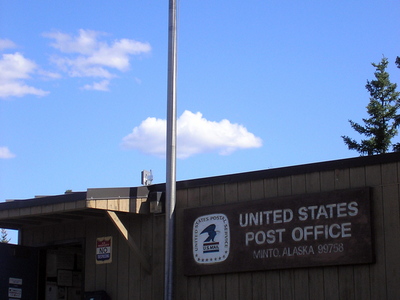 Minto  Post  Office