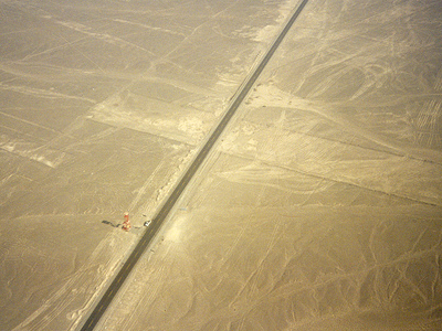 Mirador - Nazca Lines Tower