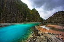Mirror Lakes @ Fiordland - South Island NZ