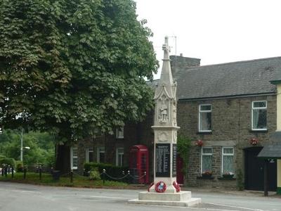 Miskin Village Centre