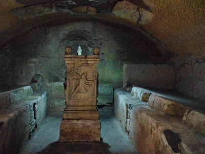 Mithraeum In The Basement