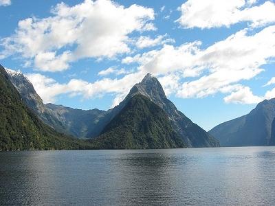 Mitre Peak - Fiordland NZ