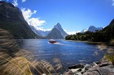 Mitre Peak - Fiordland - Southland NZ
