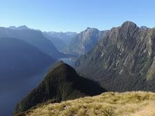 Mitre Peak - Milford Sound NZ