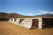 Mixco Viejo A Platform - Chimaltenango Department - Guatemala