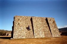 Mixco Viejo A Pyramid - Chimaltenango Department - Guatemala