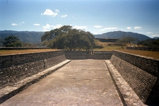 Mixco Viejo Ballcourt - Chimaltenango Department - Guatemala