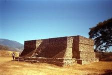 Mixco Viejo Pyramid - Chimaltenango Department - Guatemala