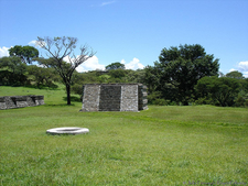 Mixco Viejo Structure - Chimaltenango Department - Guatemala