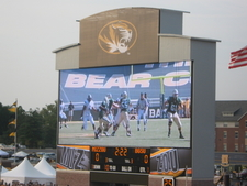 The New Daktronics Video Board