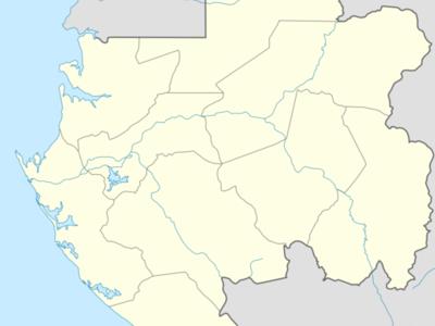 Moanda Is Located In Gabon