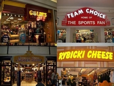 Sports Themed Stores