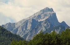 Mojstrovka Peak In Julian Alps