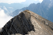 Mojstrovka Summit - Julian Alps