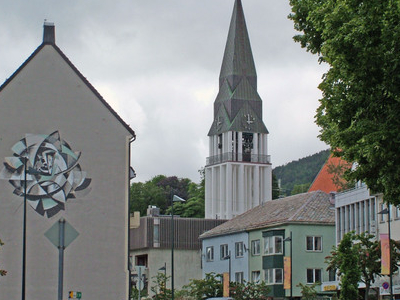 Molde Kirche Cathedral