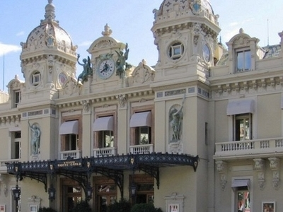 The Monte Carlo Casino