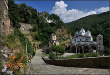 Monastery Of Joakim Osogovski