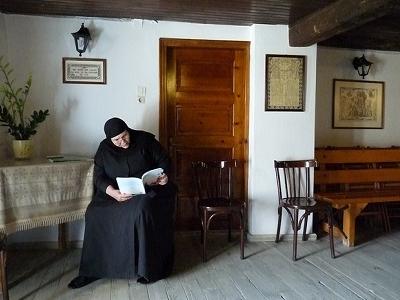Monasterio Rousanou @ Meteora