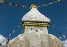 Monastery At Namche Bazaar - Everest Nepal