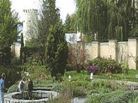 Monasterio jardín de hierbas