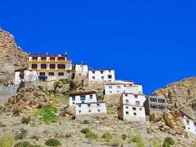Monastery - Leh-Ladakh - J&K