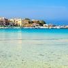Mondello Port & Beach In Sicily