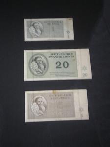 Money Used In The Terezin Ghetto