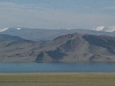 Mongolia  Lago  Buzau
