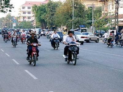 Monivong Boulevard